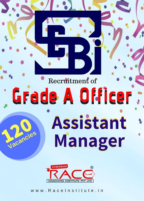 SEBI Grade-A Officer (Assistant Manager) Recruitment 2018