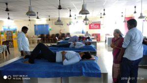BLOOD DONATION CAMP IN CHENNAI RACE COACHING INSTITUTE CHENNAI BRANCH 2018 (7)