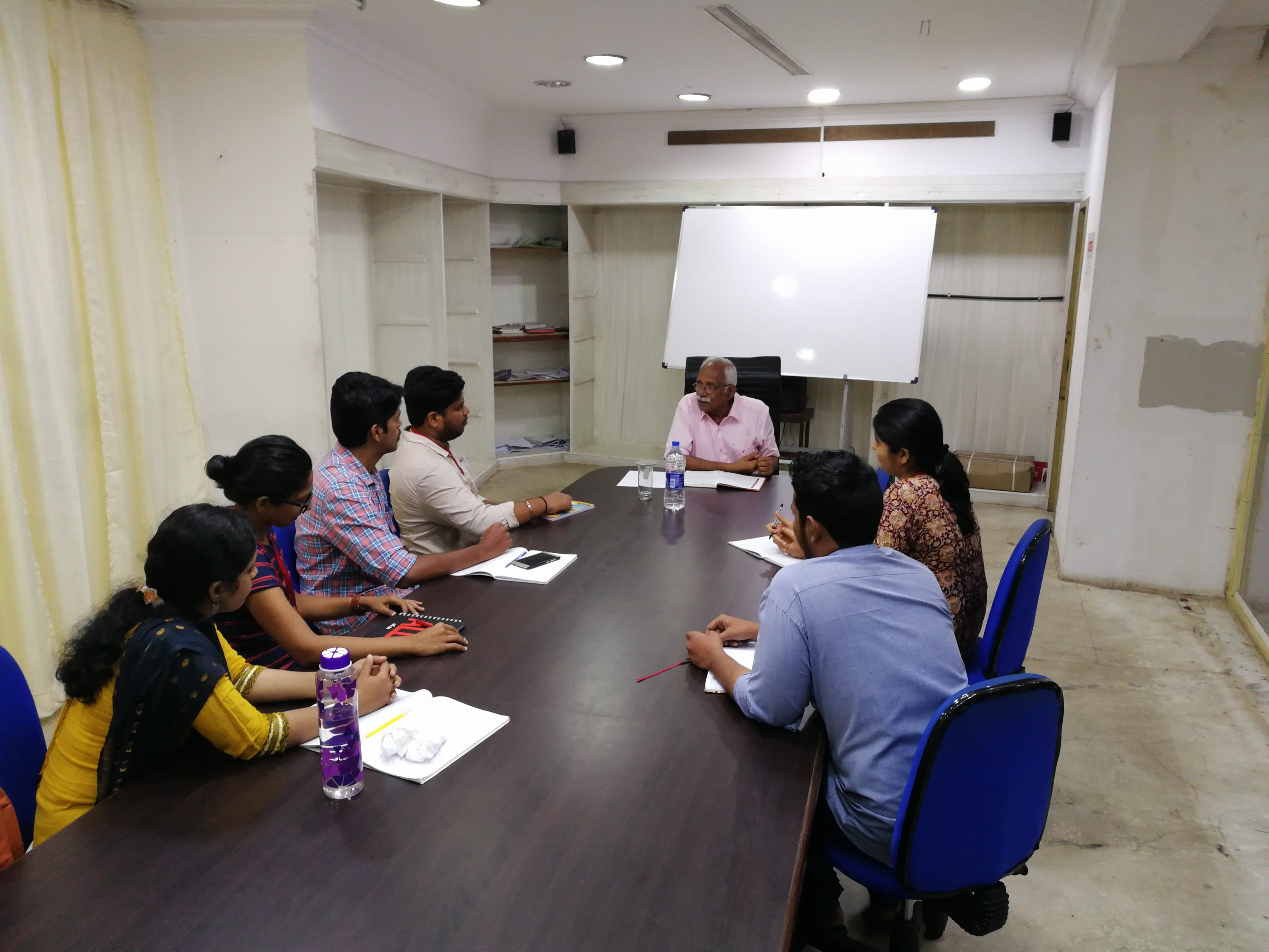 Chennai RACE Institute IB Program TRivandrum branch as on May 23 -min
