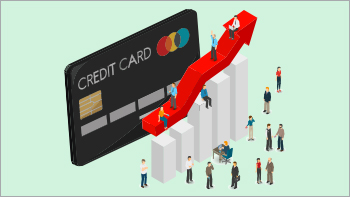 The rise of Credit Cards in India