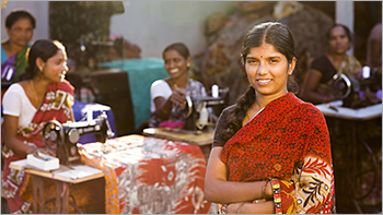 Fostering women entrepreneurship in rural India through financial inclusion