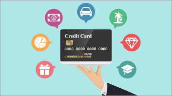 How to redeem Credit Card reward points