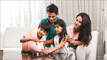 How to inculcate a habit of saving in children