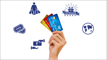 Benefits of owning multiple credit cards