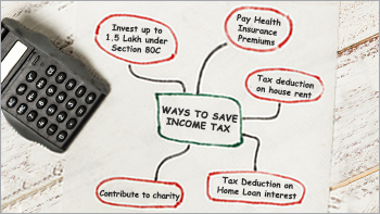 Want to save income tax? Here are some ways to do it