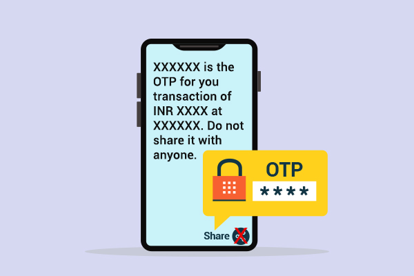 Tips to keep your OTP safe from online fraud