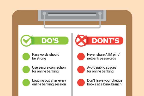 The Do's and Don'ts of Banking for Senior Citizens