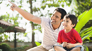 Thank you to every Dad for being the best financial advisor