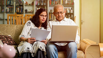Tips to protect seniors from online frauds