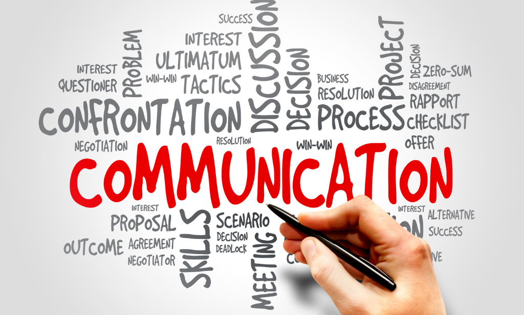 Communication Management-Influence, persuade, manage and control the flow of communication