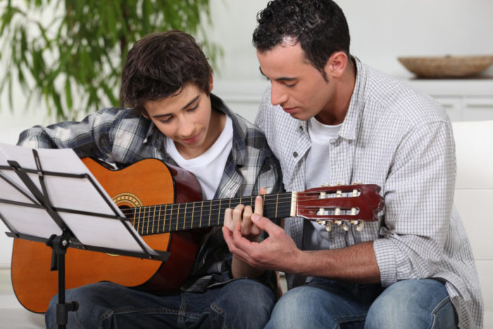 Guitar classes in Mumbai