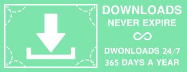 Downloads Never Expire