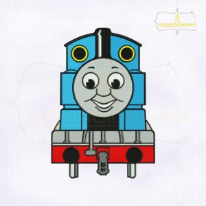 Thomas Tank Engine Machine Embroidery Design