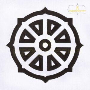 Buddhist Symbols Machine Embroidery Design