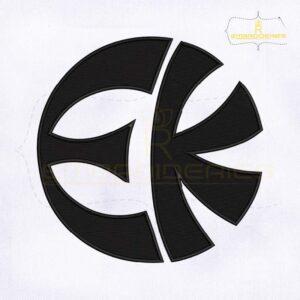 Eckankar Machine Embroidery Design