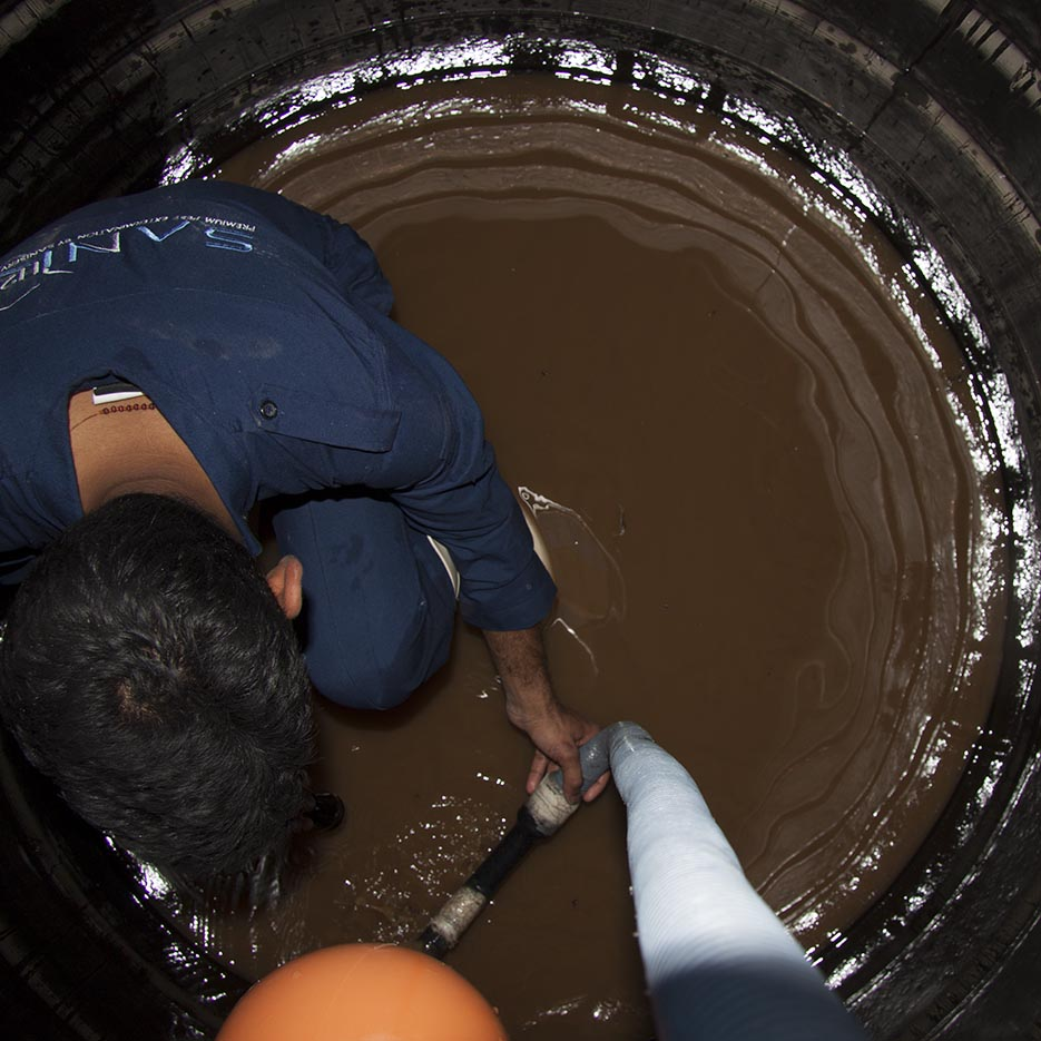 sanih2o water tank cleaning