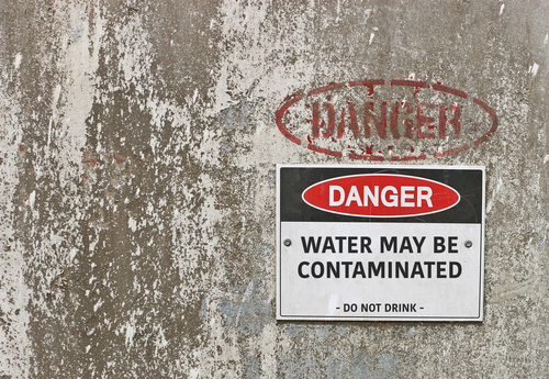contaminated water danger