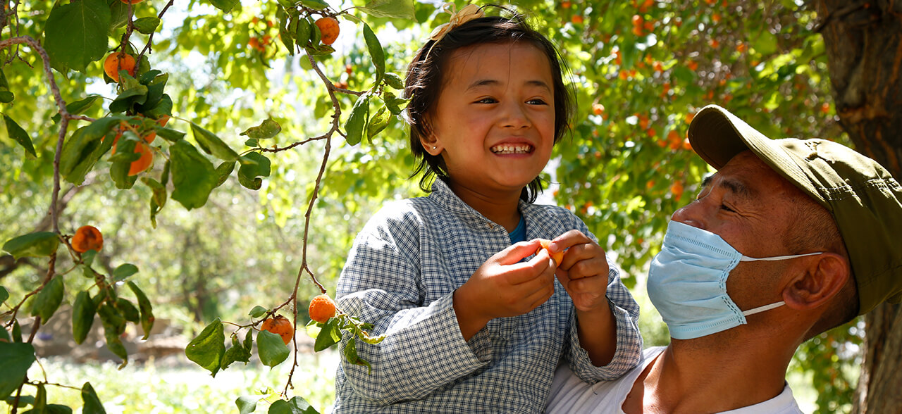 Carefully Selecting Farmer Beneficiary