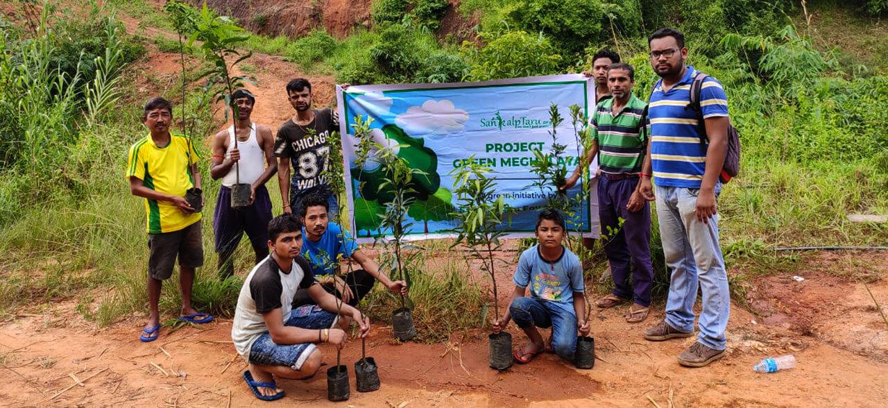 Project Green Meghalaya