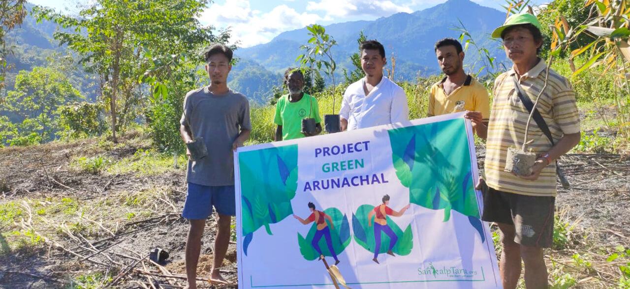 Project Green Arunachal