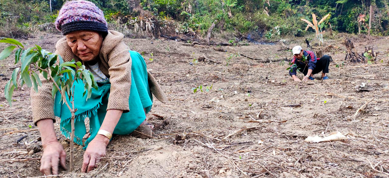 Benefiting Women Farmers