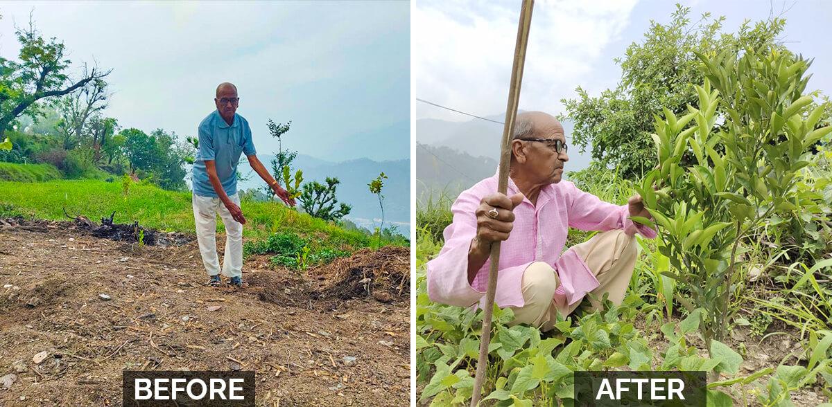 Older Is Not Weaker Anymore!