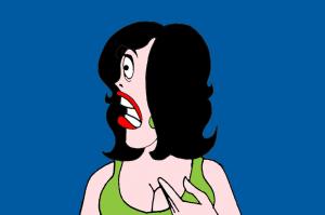 Chammak Challo cartoon