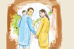 story hindi rehne do in sawalon ko