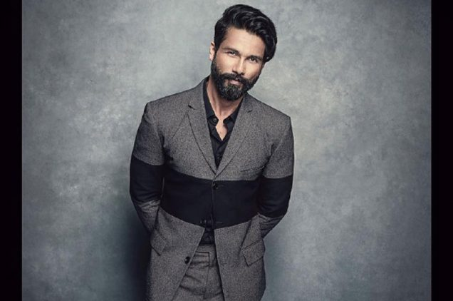 shahid to debut production