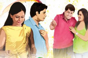 hindi story rang de chunariya