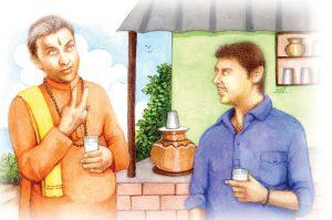 hindi story door ki soch