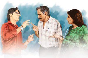 hindi story pani raman ne kaise diya jawaab