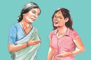 hindi story kuchh bdal rahaa hai