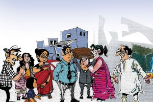 hindi story hill station par tabadala