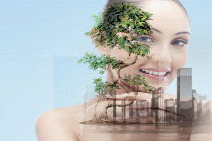 hindi kavita main thari ek bonsai si