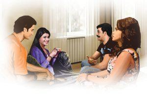 hindi story meghnad