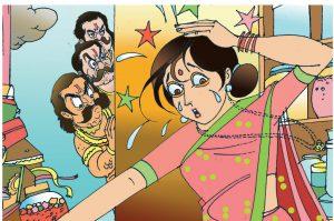 hindi story fursat