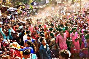 politics starts for capturing votes of aadivasis