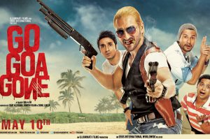 go goa gone shooting date