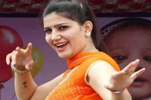 sapna chaudhary latest dance