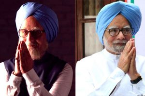 anupam kher make up to manmohan singh