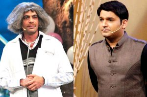 sunil on kapil sharma show to promote his movie