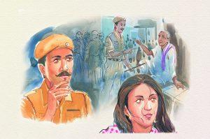 hindi story khaudya