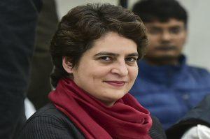 priyanka gandhi is challenge for bjp