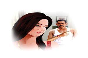 hindi story darr2