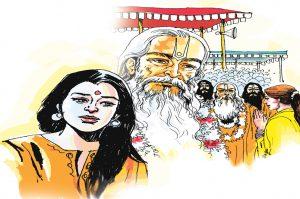 hindi story dehmukti