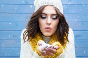 Makeup Tips for the Winter