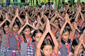 prayers in Kendriya Vidyalayas