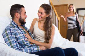 My friend affair with my husband