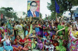 politics over dalit votes